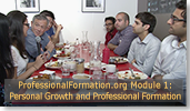 Personal Growth and Professional Formation